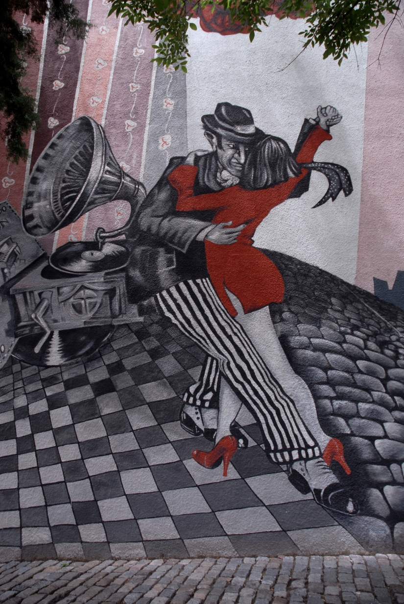 La passione per il tango
