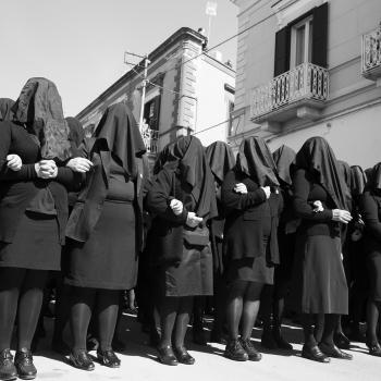 La processione della Desolata