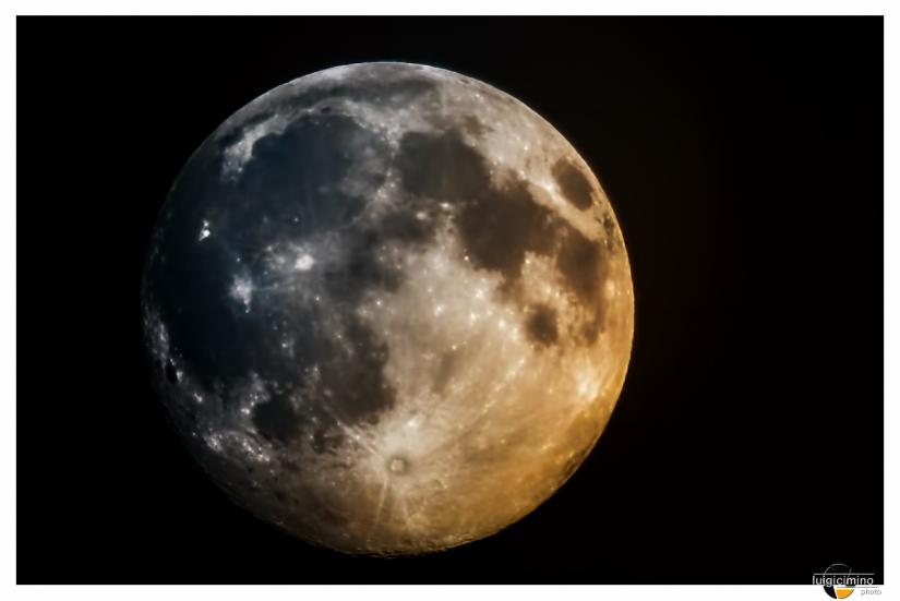 La regina... the moon