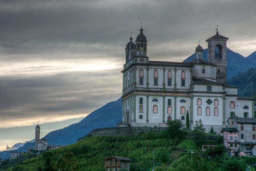 La Santa Casa Lauretana di Tresivio
