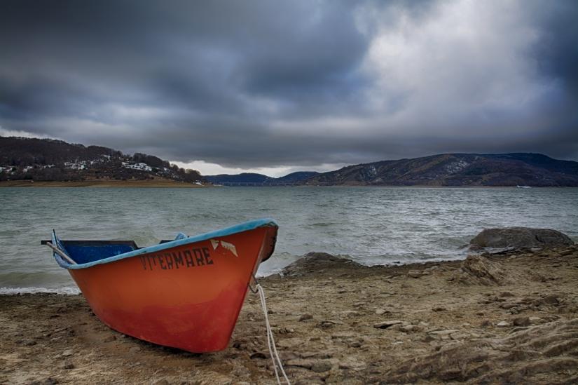 La solitudine di un lago