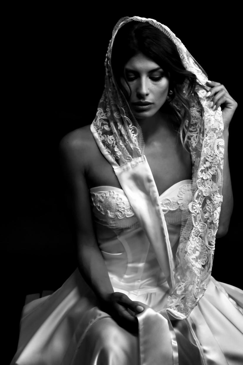 La sposa bella.