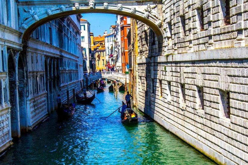 La Venezia dei colori