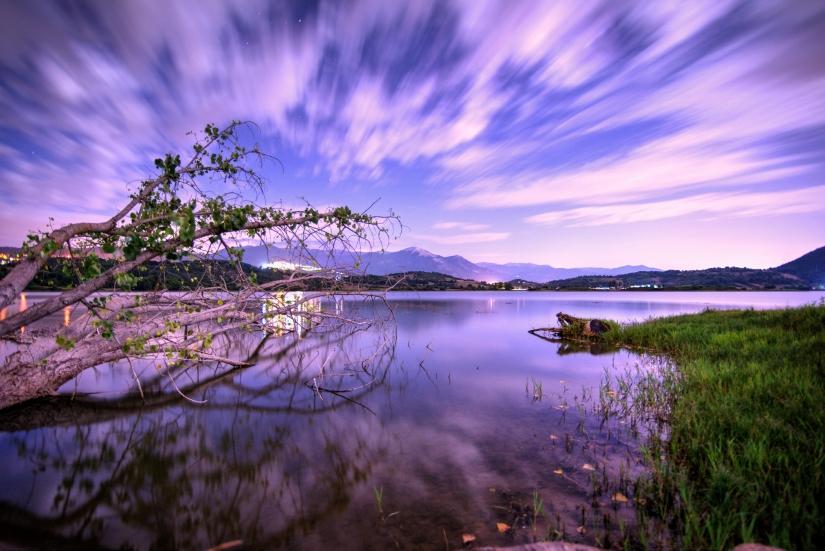 Lago di Canterno Fiuggi (FR)