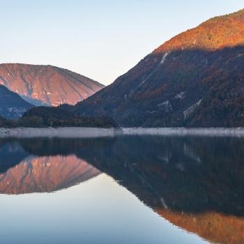 Lago di Corlo....