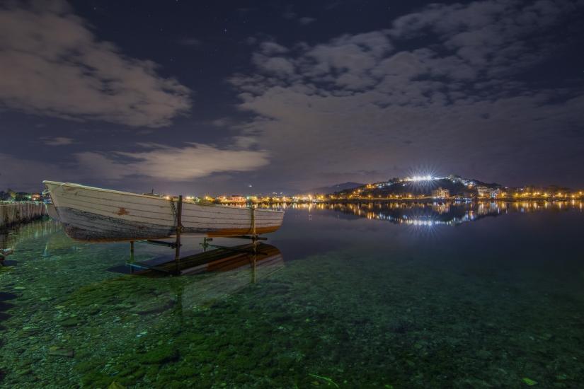 Lago di Torre Faro (ME)