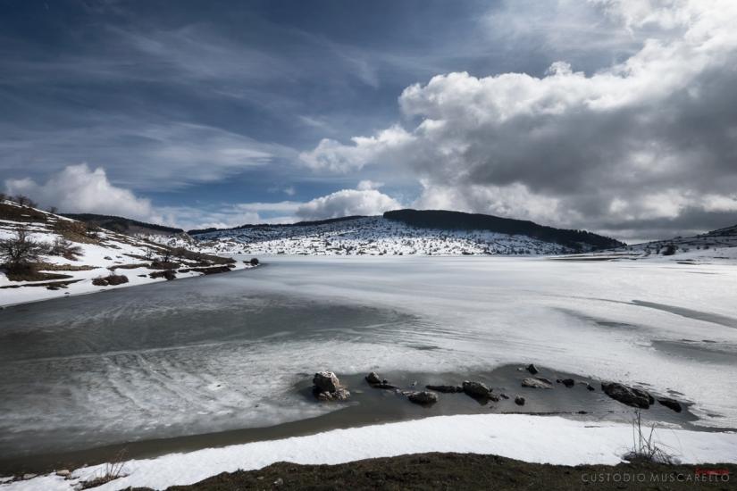 Lago Tre Arie, Nebrodi