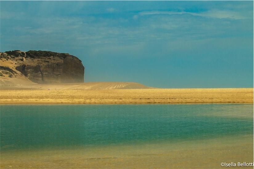 Lagoon  OBIDOS