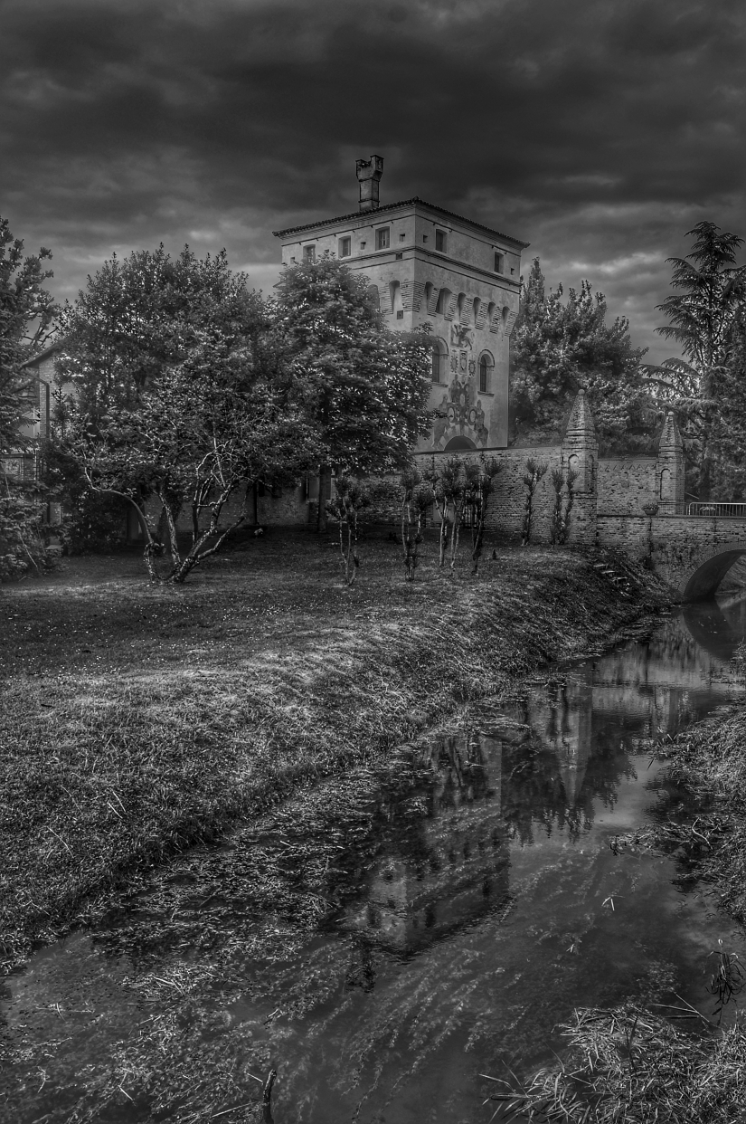 L'antica abbazia