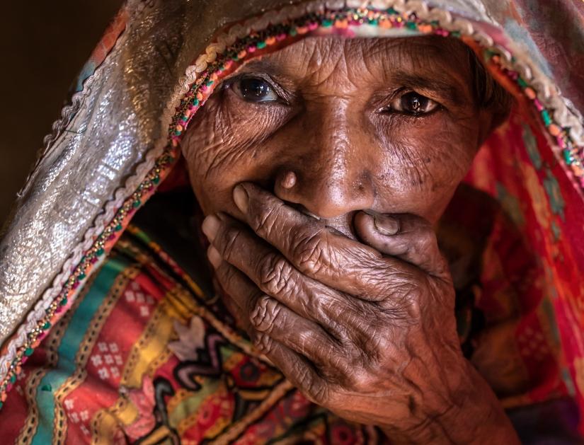 L'antica tribù Mir del Gujarat