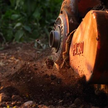 Lavorare la terra oggi