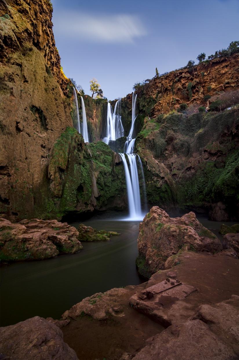 Le cascate di Ouzoud