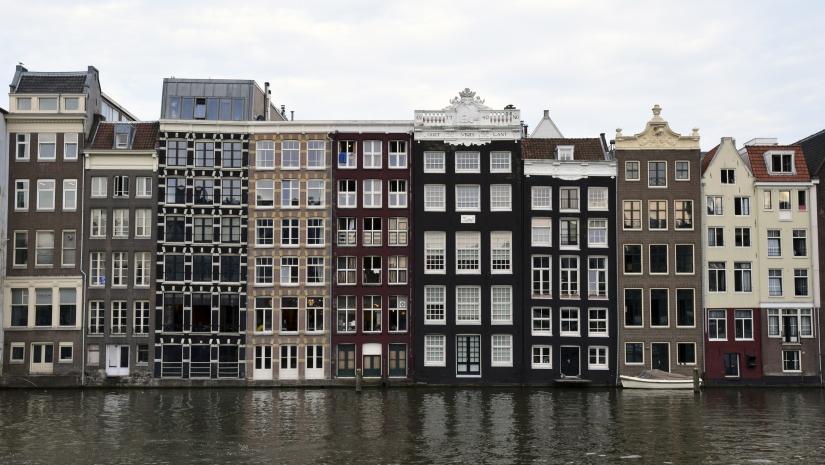 Le case di Amsterdam