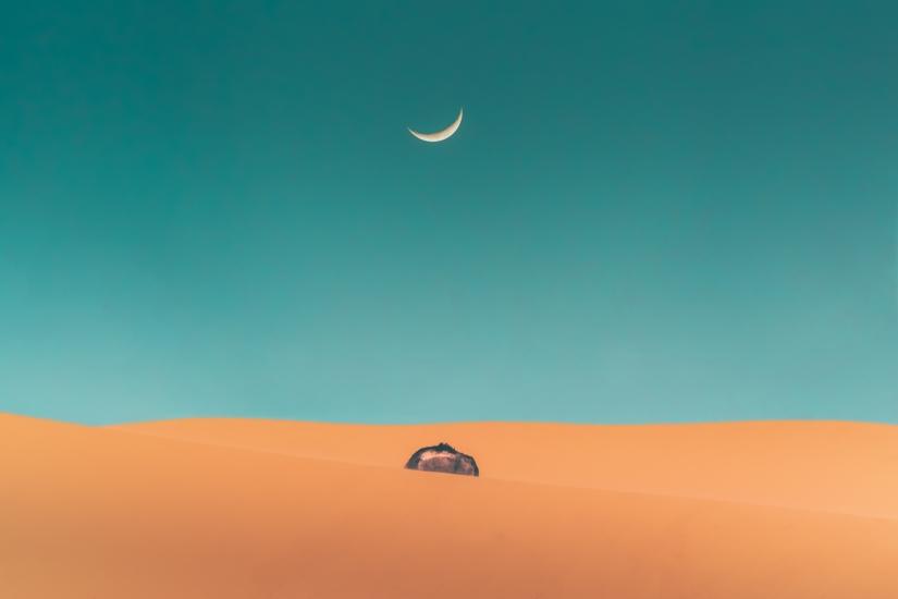 Le forme del deserto