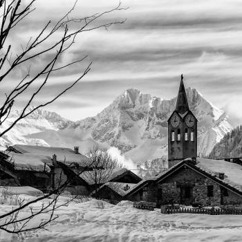 le mie Alpi in bianco e nero