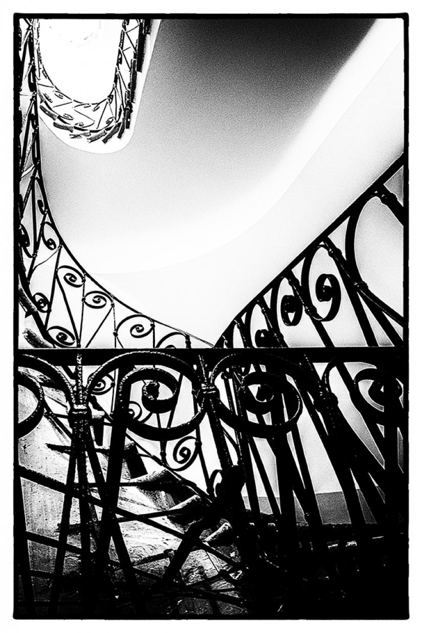 Le scale di un tempo