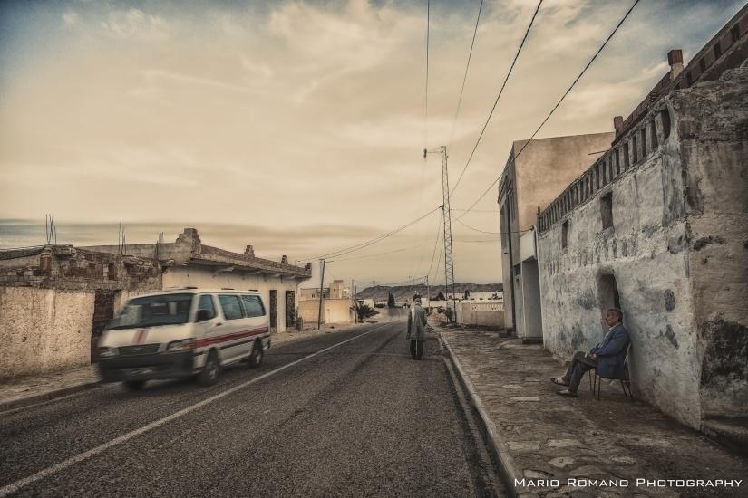 Le strade di Matmata