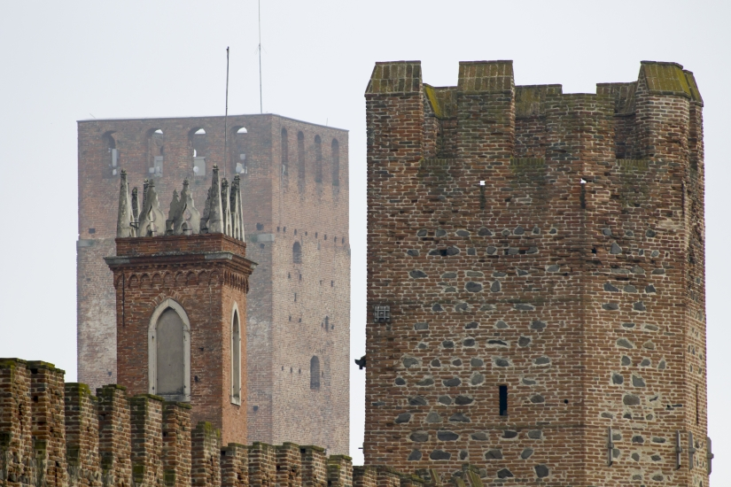 Le tre torre