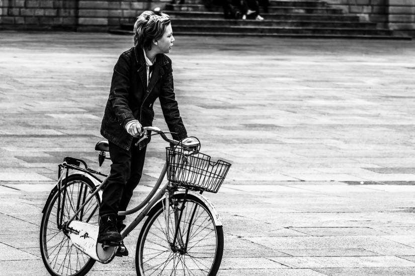 Lecce su due ruote