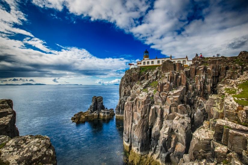 Lighthouse    ( the next point ) scozia