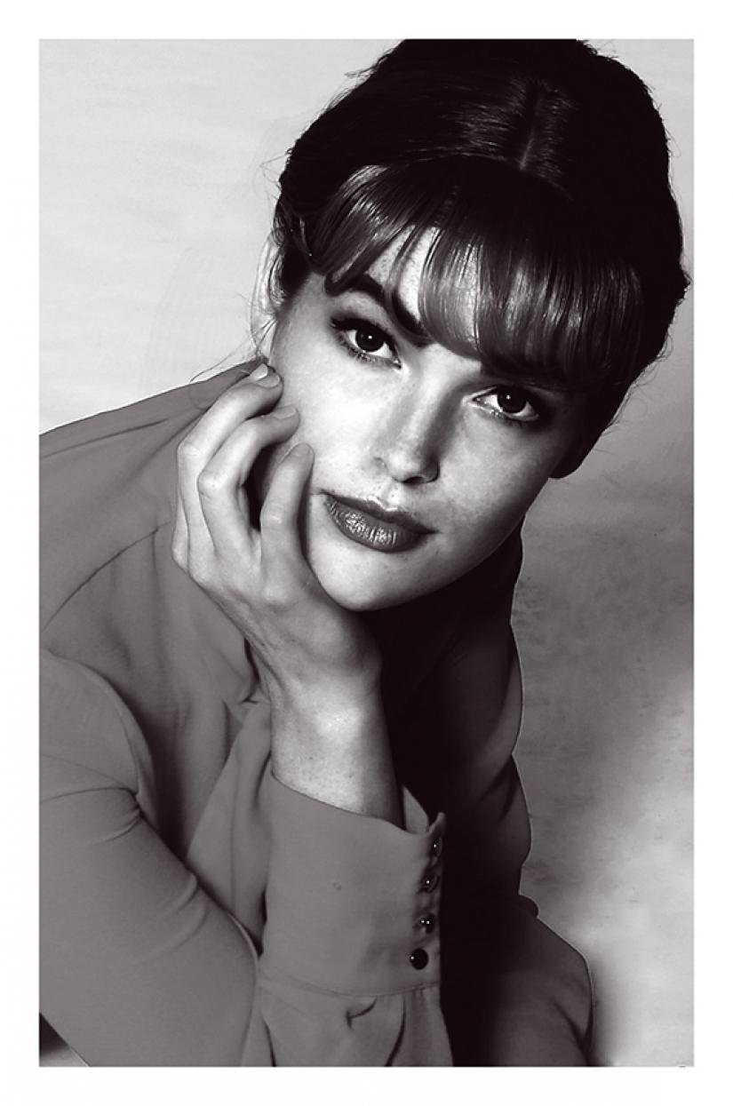 Like a Hepburn