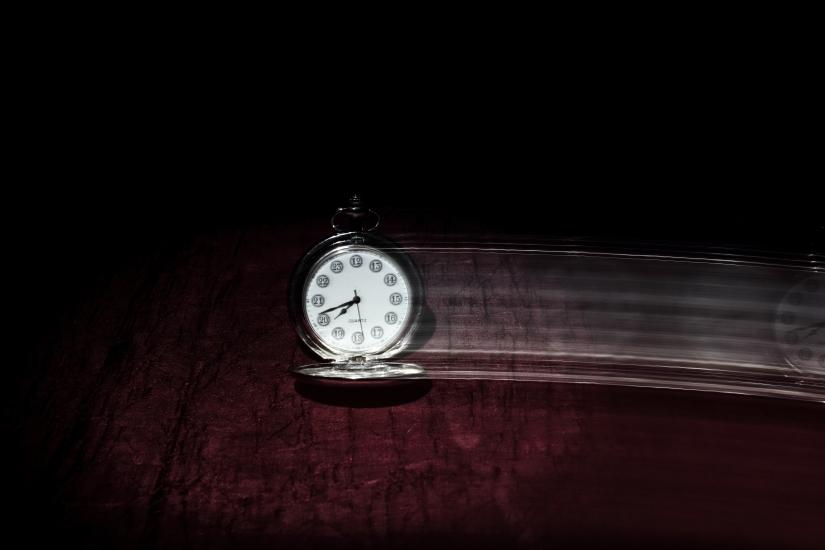 Lo scorrere del tempo