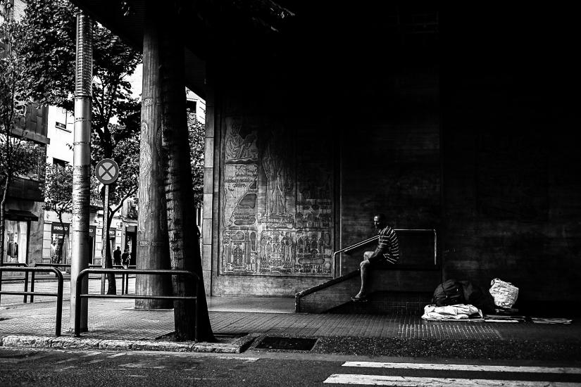 Lost....., Barcellona Agosto 2016