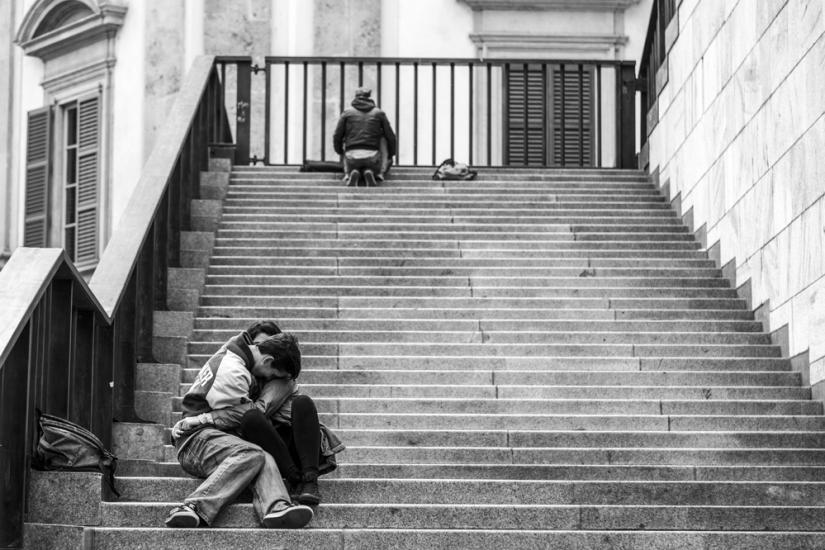 Love in Milan