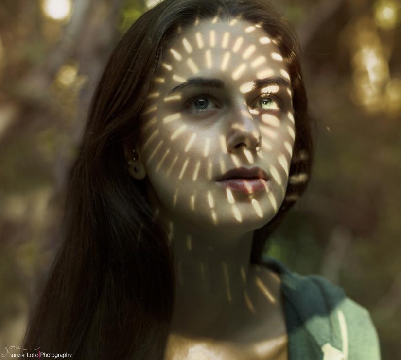 Luce filtrata