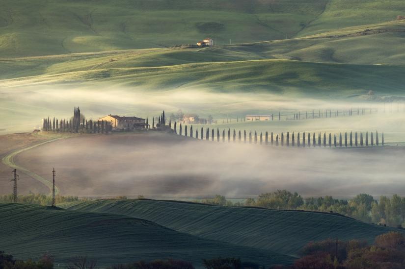 Luci e ombre dalla Toscana