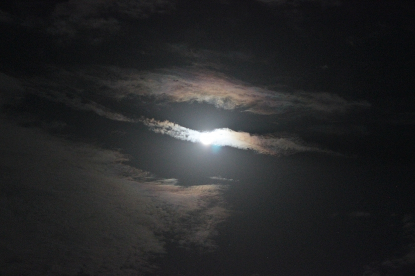Luna gassosa