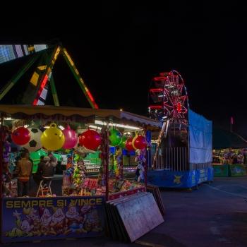 lunapark by night