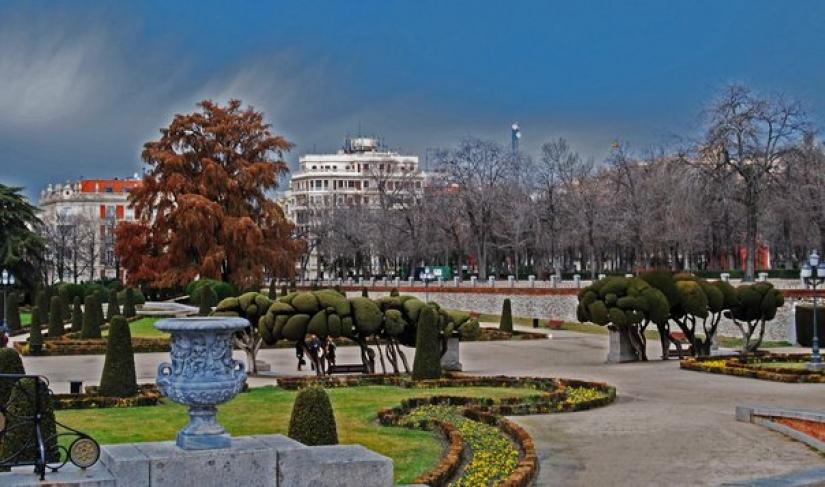 Madrid diferente
