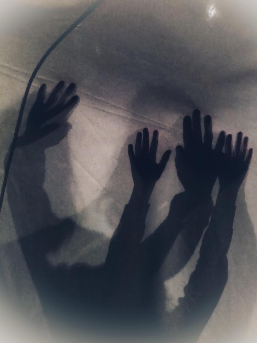 Mani in quarantena