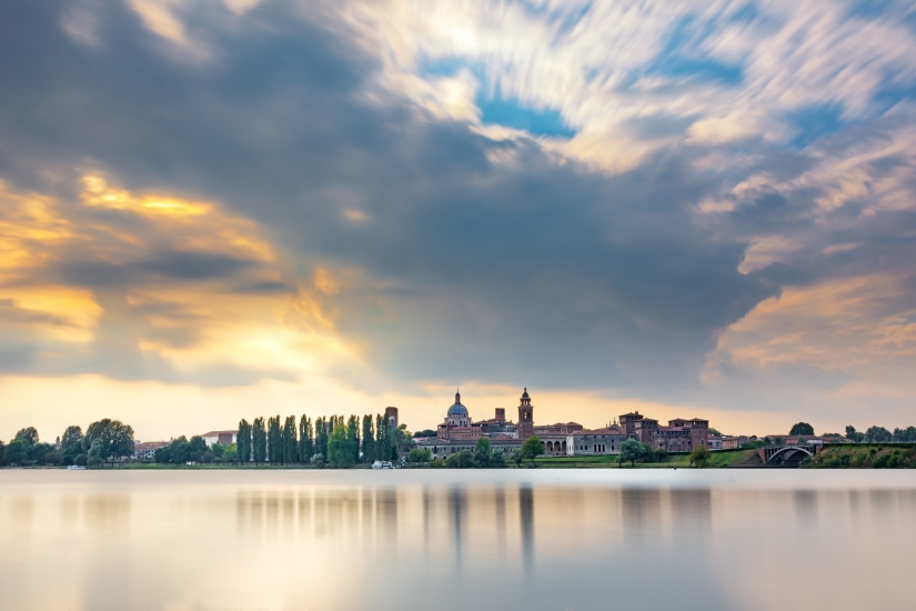 Mantova Reflection