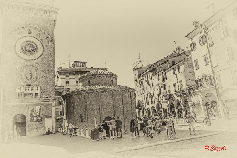 Mantova scorcio del centro