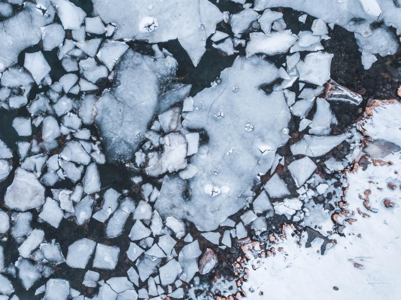 Mare di ghiaccio