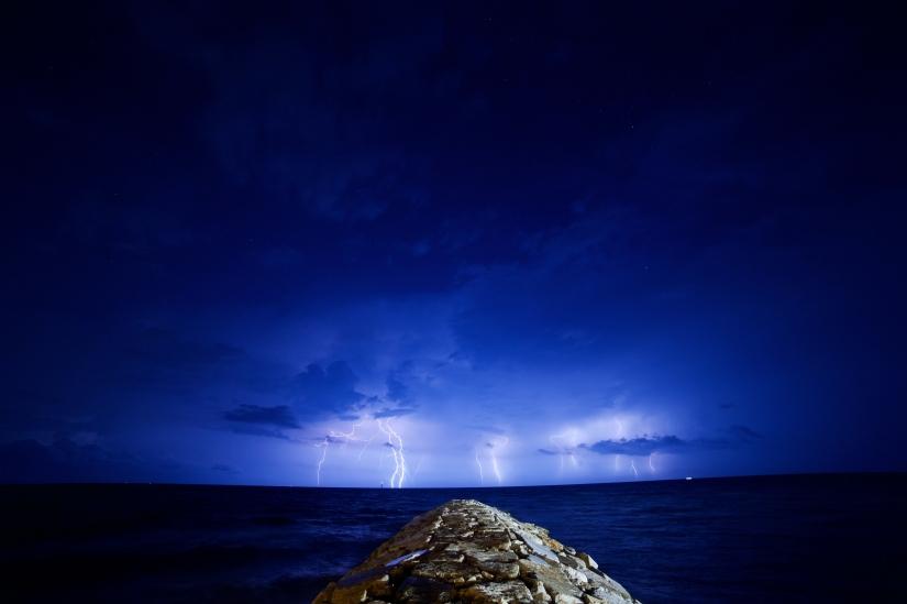 Mare, vento stelle ed elettricità
