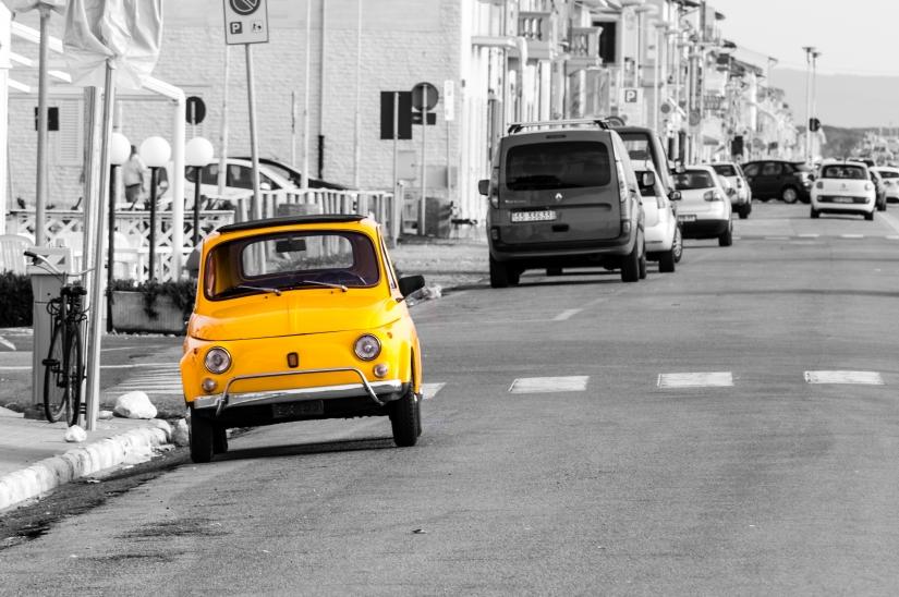 Marina di Pisa... Vintage...