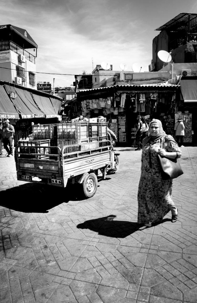 Marrakech - I diversi volti della Medina