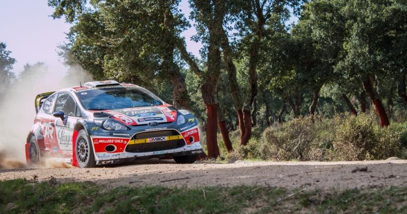 Martin Prokop - Rally Sardegna 2012 -