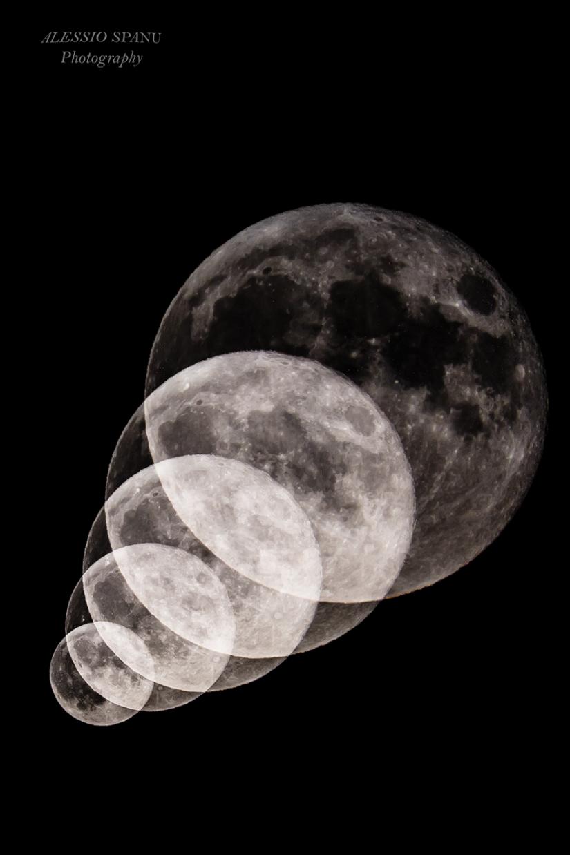 Matriosca lunare