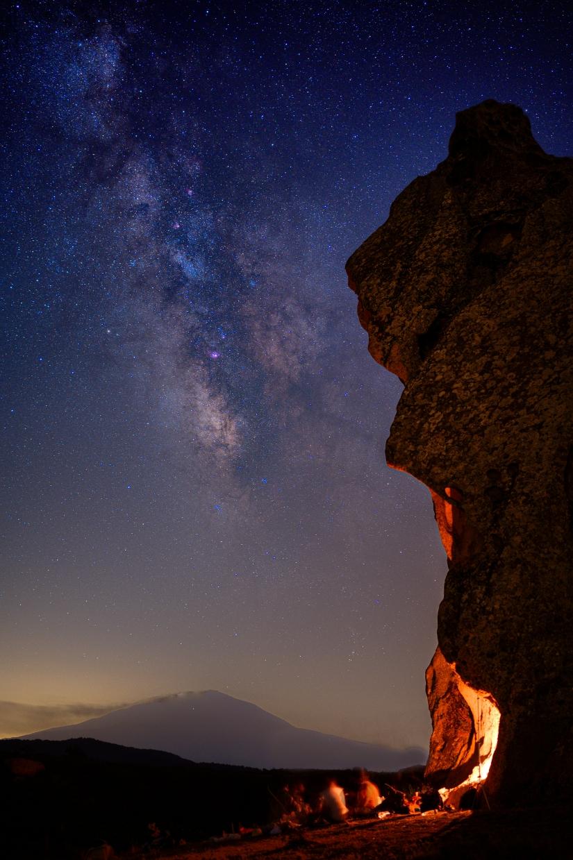 Megalite Milkyway