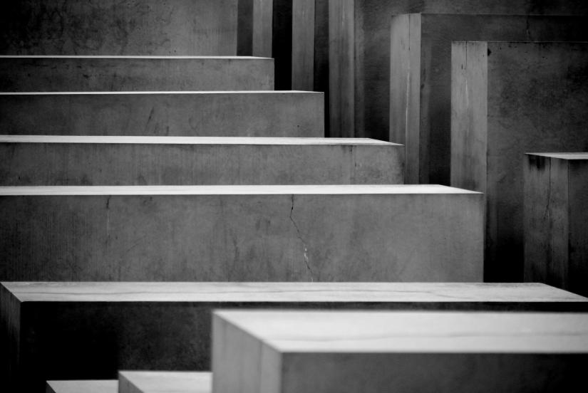 Memoriale Olocausto di Berlino