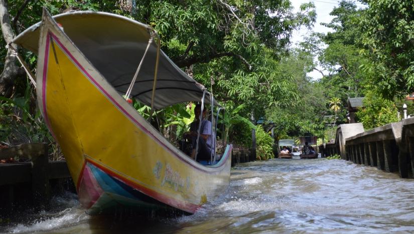 Mercato Galleggiante, Thailandia