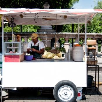 Messico - Eat street