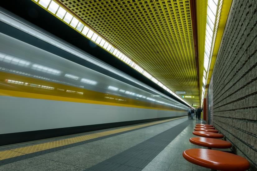 Metropolitana in arrivo