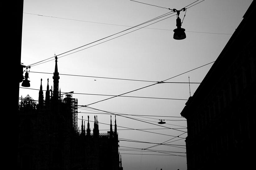Milano e i suoi intrecci