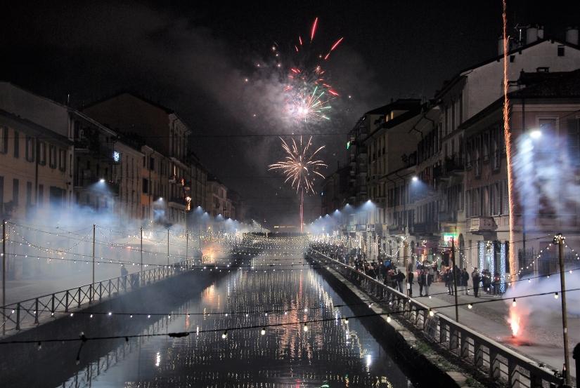 Milano notte 1/1/2017