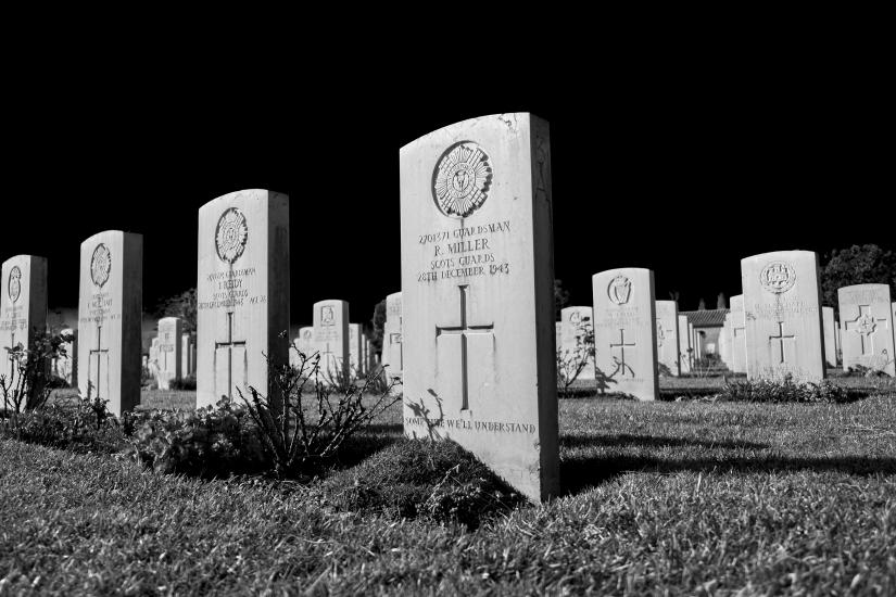 Minturno War Cemetery